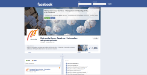 2012-3-6 Facebook, Metropolia Career Services, not logged in
